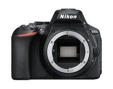 Nikon d5600Cámara réflex digital, Negro [nital Card: 4años de garantía]