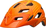 Bell Sidetrack Child Cycling Helmet, Matt Tang/Orange Seeker, Unisize 47-54 cm