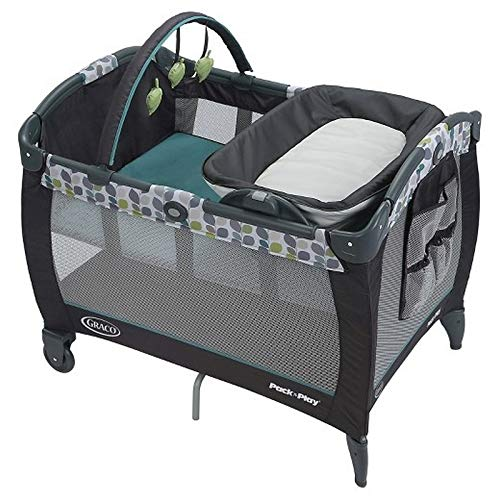 Graco Pack N Play Reversible Napper, Boden