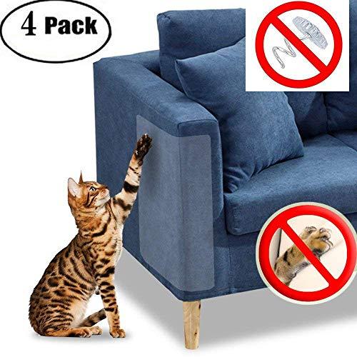 Protezione per mobili Cat Scratch Guard - Quattro guardie per confezione - (18,5 'L x 5,9' W) - La...