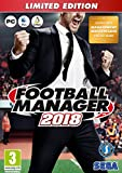 Football Manager 2018 Limited Edition- Fussball Manager (PC DVD) [UK-Import]
