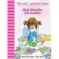 Mes premières aventures, 5:Quel désordre, Lili Graffiti!