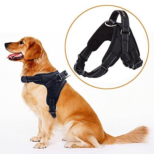 MerryBIY Regolabile Cani Animali Pet Corda Leash Rope Cane Dog Harness Pettorina Gilet Morbido...