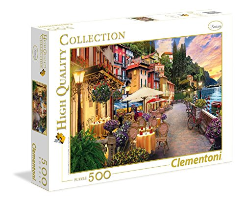 Clementoni - 35041 - High Quality Collection Puzzle - Monte Rosa Dreaming - 500 Pezzi