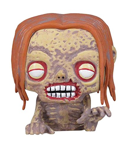 FUNKO Pop! TV: The Walking Dead - Bicycle Girl Zombie Collectible figure The Walking Dead - figuras de acción y de colección (Collectible figure, Movie & TV series, The Walking Dead, Multicolor, Vinilo, Caja)