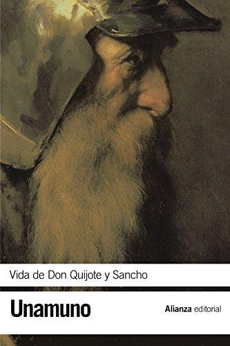 Vida de Don Quijote y Sancho (El Libro De Bolsillo - Bibliotecas De Autor - Biblioteca Unamuno)