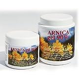 Officinalis Arnica Gel 90%, Gel contro traumi distorsioni, Antinfiammatorio, 500ml