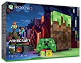 Xbox One: S 1TB + Minecraft [Bundle]