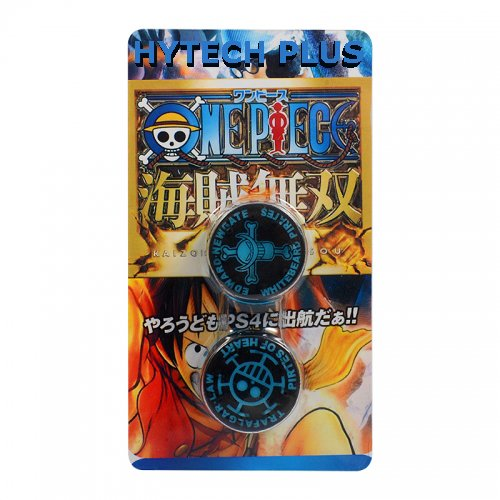 Hytech Plus Blue Pirates Designer Series Thumb Grip for PS4, Xbox One, Xbox 360 and PS3