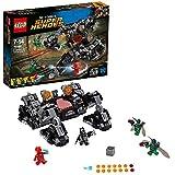 LEGO DC Comics Super Heroes - Le Knightcrawler - 76086 - Jeu de Construction