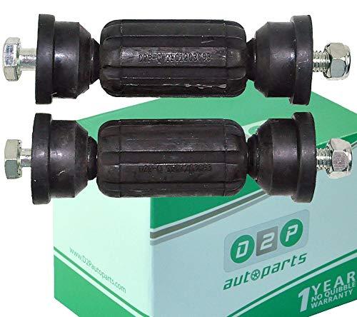 Ford - Correa de distribución para Ford Focus MK1 Front Anti Roll Bar Estabilizador Enlace de Izquierda y Derecho X2
