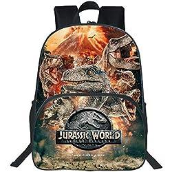 Mochila Infantil Jurassic Park Primary School Bag Dinosaur Mochila 7