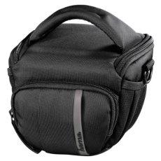 Hama Odessa 80 Colt Cubierta de hombro Negro, Gris - Funda (Cubierta de hombro, Negro, Gris)
