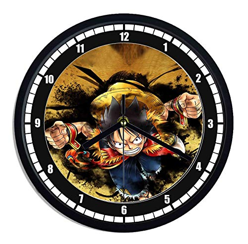 Orologio da parete in plastica One Piece 2