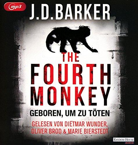 The Fourth Monkey - Geboren, um zu töten (Sam Porter, Band 1)