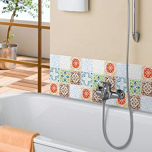 Animolulu Ice crack colore mosaico piastrelle di ceramica pasta soggiorno cucina bagno sfondo...