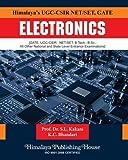 Electronics (Gate, UGC-CSIR : NET/SET, B.Tech.)