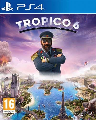 Giochi per Console Digital Bros Tropico 6