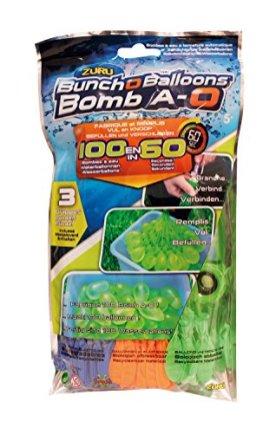 Splash-Toys-31115-100-Wasserbomben-in-60-Sekunden-selbstschlieend-ohne-Knoten