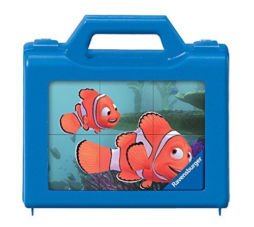 Ravensburger 74563 Finding Nemo Cubi da 6 pezzi