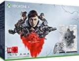 Console Edition Limitée - Gears 5 ultimate pour Xbox One X