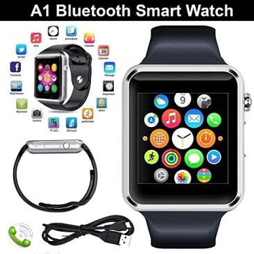 Jokin Bluetooth Smart Watch with Camera & SIM Card Support for Android and iOS Smartphones 7