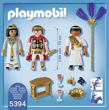 Playmobil - César y Cleopatra (5394) 4
