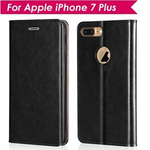 WOW Imagine Leather Finish Case | Inside TPU | Wallet Stand | Shock Proof | Magnetic Closure | 360 Degree Complete Protection Flip Cover Compatible for Apple iPhone 7 Plus/iPhone 8 Plus 11  WOW Imagine Leather Finish Case | Inside TPU | Wallet Stand | Shock Proof | Magnetic Closure | 360 Degree Complete Protection Flip Cover Compatible for Apple iPhone 7 Plus/iPhone 8 Plus 51vhyvoeSmL