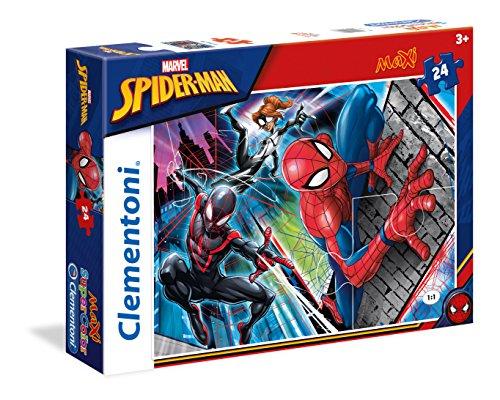 Spiderman - Licenze Maxi Puzzle, 24 Pezzi, 24497