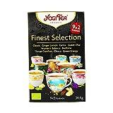 Yogi Tea - Yogi Tea Finest Selection 9X2 Sachets Bio - Lot De 4 - Vendu Par Lot - Livraison Gratuite en France