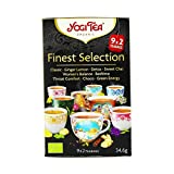 Yogi Tea - Yogi Tea Finest Selection 9X2 Sachets Bio - Lot De 4 - Vendu Par Lot - Livraison Gratuite En France