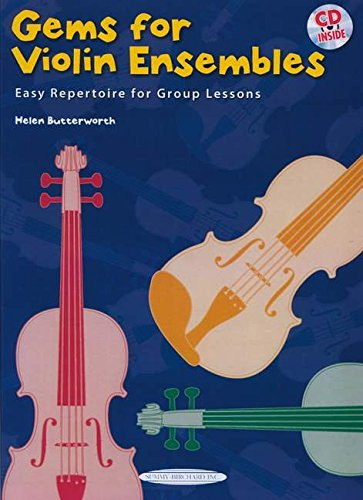 Free Gems for Violin Ensembles: Easy Repertoire for Group Lessons ...