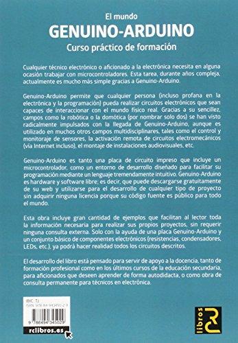 51vy1a42OsL - El mundo GENUINO-ARDUINO. Curso práctico de formación