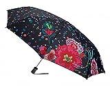 Desigual Umbrella Splatter Taschenschirm 28 cm