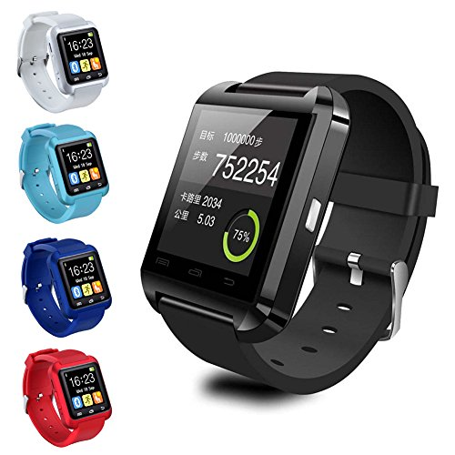 puck230 Bluetooth Smart Watch U8 orologio di sport Fit per smartphone iOS Android, Best Smart...