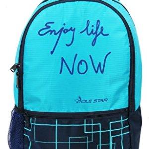 """Pole Star""""Hero"""" 32 Lt Pink Black Casual Backpack I bagpack 6"""