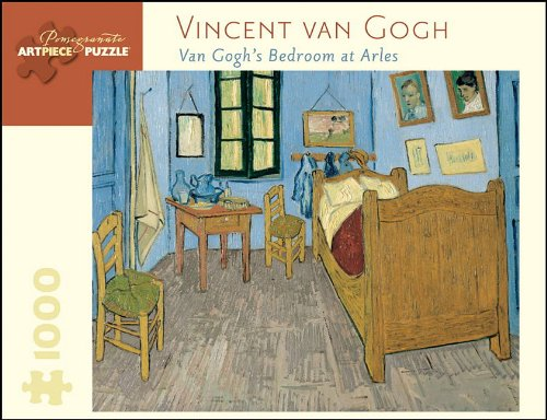 Vincent Van Gogh - Bedroom at Arles: 1,000 Piece Puzzle