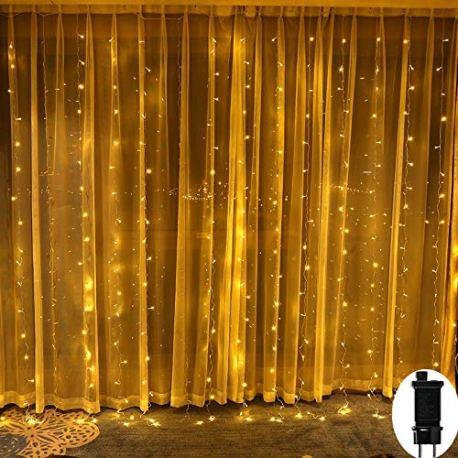 LED-Rideau-Lumineux
