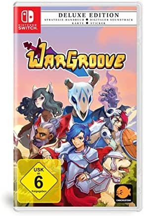 WarGroove: Deluxe Edition - [Nintendo Switch]