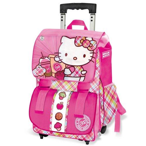 Hello Kitty - Zaino Trolley Cafe