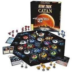 Devir - Catan Star Trek, juego de mesa (BGCATREK)