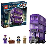LEGO Le Magicobus Harry Potter Bus Violet à 3 Niveaux Jeu d'Assemblage, 75957