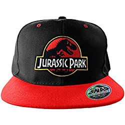 Jurassic Park - Universal Picture Officially Licensed - Gorra Logo Bordado