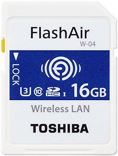 16 GB Wifi SD Card