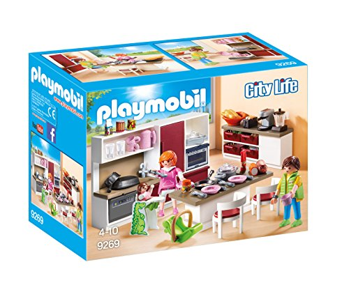 Playmobil 9269 - Grande Cucina Attrezzata