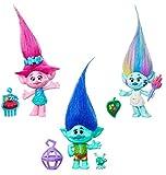 Trolls DreamWorks 13962Town Figurines de collection (assortis)