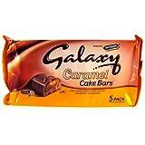 Mcvities Galaxy Caramel Cake Bars 5 Pack 150G
