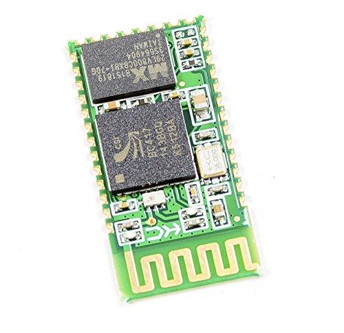 Modulo Ricetrasmettitore Bluetooth RF HC 05RS232per wireless Serial Arduino multiwii F. Arduino Raspberry Pi Un modulo Bluetooth. Per sostituire la connessione cablata RS232con radio. Particolarmente ideale per multiwii per configurare il ...