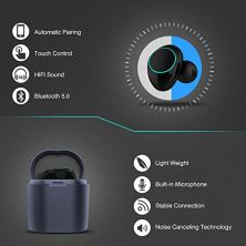 HolyHigh-Auricular-Invisible-Bluetooth-50-Auricular-Manos-Libres-Mini-Auricular-In-Ear-con-Caja-de-Carga-Porttil-Micrfono-y-Cancelacin-de-Ruido-para-Conducir-Oficina-para-iPhone-Android