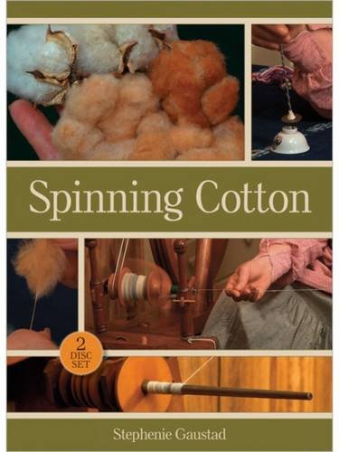Spinning Cotton (DVD)